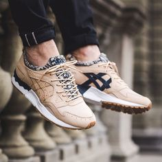 ASICS Tiger Gel Lyte V Stone Grey Blush
