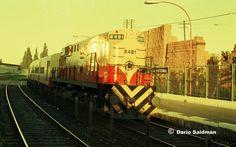 ALCO RSD16 8481 Servicio Local (1989)