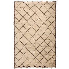 1stdibs | Vintage Moroccan Tribal Rug