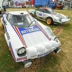 Lancia Stratos : Born to Rally #lanciastratos #enzoferrari #ferrari #maranello #bertone #ferrariengine #lancia #stratos #summer2018 #lanciafancier #silverstone #silverstoneclassic #rothmansracing
