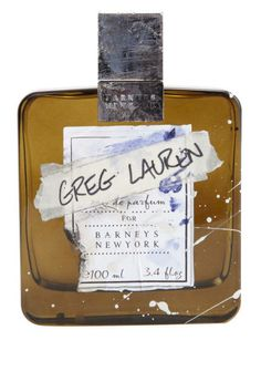 Greg Lauren for Barneys New York Fragrance, $195; barneys.com