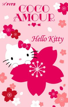 COCO AMOUR x HELLO KITTY