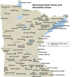 MN State Parks - I would love to be able to cross all of these off my list some day. I added them to 2 pages of our OneNote. S is going on her first camping trip. Wisconsin, Michigan, Minnesota Home, Minnesota Camping, Minnesota Hiking Trails, Twin Cities, Road Trippin, North Shore, Nebraska