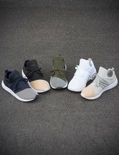 Super leichter ARKK Copenhagen Sneaker in Weiß mit Mesh Besatz | Jetzt moderne Damen Sneaker von ARKK im Onlineshop bei ► ZEITZEICHEN entdecken und versandkostenfrei bestellen