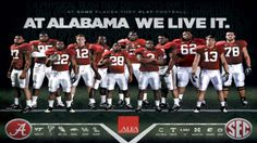 Alabama Football Images