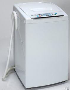 Avanti Top Load Portable Washer – 12 Lb. Capacity Reviews | The ...