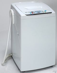 1000 ideas about portable washer and dryer on pinterest portable washing machine washer and. Black Bedroom Furniture Sets. Home Design Ideas