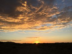 Magic Sunset Boa Vista Cape Verde Spinguera