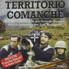 BSO -  Cd Banda sonora de la película - Territorio Comanche