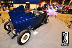 2014 AMBR Contenders – 4 Roadsters Top the List - Super Clean 32 Roadster from TN.