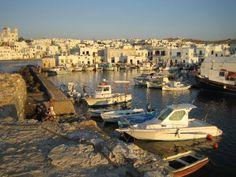 Naoussa Paros | Cycladen