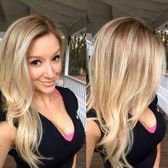 Converted to balayagism! (My clients words!). Want to try balayage instead of foils? Call 352-505-6161, or text; 386-466-5848. Copper blonde balayage! Call 352-505-6161 to make an appointment. #hairbyrachelmarie #blownsalongainesville #salon5402 #redkenready #blondehair #redken #redkenelite #notaboxedblonde #btcpics #btc #behindthechair #bestsaloningainesville #modernsalon #americansalon #balayagism #balayage #paintedhair #layeredhair #blondebombshell