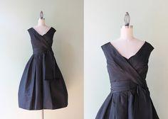 1950s Harvey Berin Cocktail Dress