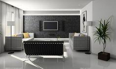 Tolle Wandgestaltung Ideen Farbgestaltung Wohnzimmer, Wohnzimmer Designs,  Minimalistisches Haus, Esstisch, Luxus,