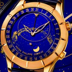 Patek Philippe sky moon tourbillon - my dream watch!