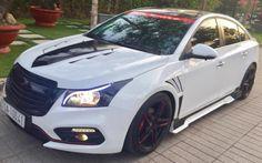 Chi 100 triệu độ Chevrolet Cruze LTZ mang phong cách cơ bắp Mỹ
