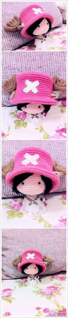 Amigurumi Top Hat Pattern : 1000+ images about AMIGURUMI 3 on Pinterest Amigurumi ...