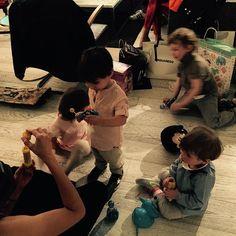 #VeronicaCozzani Veronica Cozzani: Qué lindo ver como jugaron juntos!