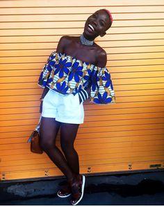 Liberian beauty Fanoriane