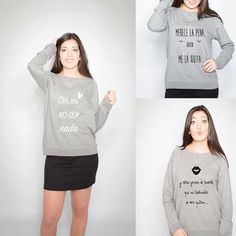 Sudaderas que dicen todo , disponibles en nuestra tienda on line www.lerender.com, feliz fin de semana! Decir No, T Shirts For Women, Fashion, Yellow Hoodie, Bon Weekend, Fashion Branding, Store, Clothing, Moda