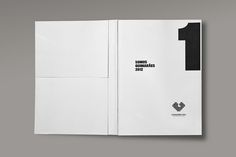 European Capital of Culture Programme Book by Atelier Martinoña.