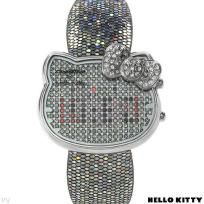 $95.50 HELLO KITTY CT7104L/02 Ladies Watch