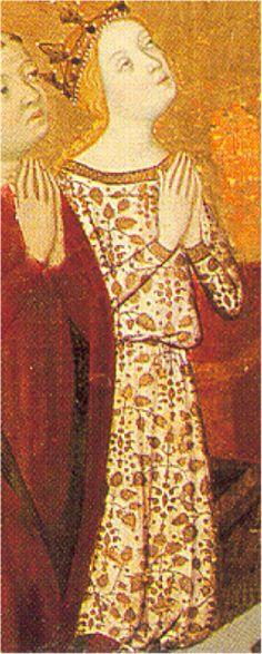 Retablo de la Resurrección, hermanos Serra, 1361-62, Museo de Zaragoza