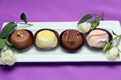 Heavenly Gourmet Collection of Cakery Kisses!  Each one different...each one delicious!