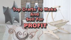 Top 8 Crafts To Make And Sell For Profit