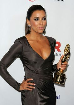 Actress Eva Longoria hosted the American Latino Media Arts (ALMA) Awards in Santa Monica, California on September 10, 2011, wearing three different pairs of Bochic earrings.  Longoria's nine costume changes were all by Latino designers and ranged from fun and colorful to sleek and sophisticated. Jewelry was kept to a  minimum, except for a few bold statement earrings by Bochic. See all her looks from that night here: http://www.bochic.com/content/tag/eva-longoria/
