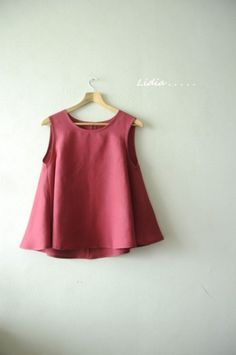 W Dresses, Linen Blouse, Couture, Simple Outfits, Dressing, Crop Tops, Clothes For Women, My Style, Lady