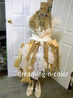 FABULOUS - dreamingincolor: How to Make a Dress Form
