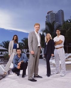 CSI Miami Cast Promo S2