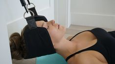 CerviCool - Hamac Cervical – Flynaud Circulation Sanguine, Feel Good, Bra, Sports, Youtube, Solution, Cool, Stretching, Fitness Exercises