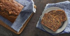 A moist, tender sweet bread packed with chopped dates and walnuts.