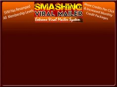 SmashingViralMailer.com is on the cutting edge of these programs, bringing in new members to view your affiliate and splash pages. The truth is there are probably many things that you look for in d…