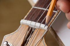 An Ultimate Guide To Guitar Set-Up | Project Electric Guitar