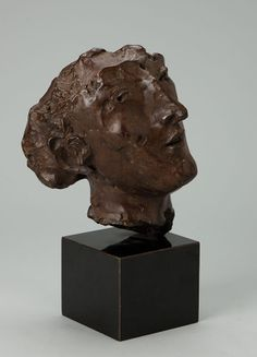 "David Aronson, Student I, edition of 12, bronze, 10 x 6 x 8.5"""