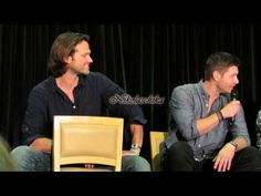 Full J2 Afternoon Panel//VanCon2015 - the only video I could find so far, and unfortunately this has an annoying watermark.
