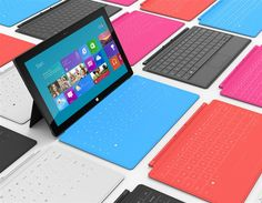 Mampukah Tablet Microsoft Surface Saingi iPad?