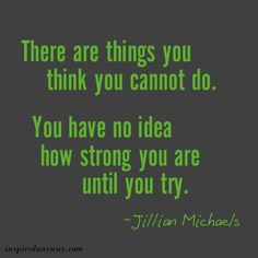 Daily Inspirational Quotes // How Strong You Are