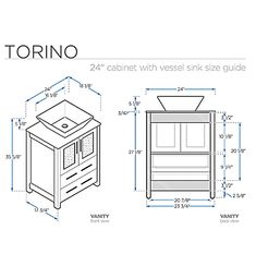 Gentil Standard Bathroom Vanity Cabinet Height
