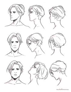 drawing tutorial hair drawing people hair faces drawing illustrations hair draw hair reference drawing ideas hair how to draw hair easy hair art drawing Drawing Base, Guy Drawing, Drawing People, Drawing Ideas, Anime Eyes Drawing, Boy Cartoon Drawing, Drawing Male Hair, Cartoon Hair, Anime Drawing Styles