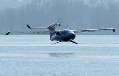 AKOYA -- a two-seat amphibious skiplane