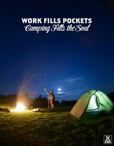 b20eec73715 My soul could use a little camping. Go Camping, Camping Hacks, Outdoor Gear