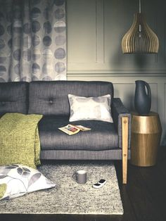 Best Charcoal Grey Mustard And Cream Room Ideas On Pinterest 400 x 300