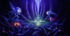 Psychedelic Experience. Psychedelic Experience, Psychedelic Art, Secret Places, Folk, Fantasy, Plants, Anime, Dragons, Car