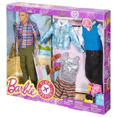 New Barbie Dolls, Barbie Sets, Doll Clothes Barbie, Barbie And Ken, Ken Doll, American Girl Doll Hospital, Barbie Pink Passport, American Girl Furniture, Frozen Toys