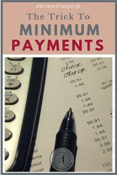 If you are looking to pay off your debts faster and easier I've got a little trick that will help you to not feel so overwhelmed. Basically minimum payments are for suckers but I'll show you a way to get around it. Money Saving Meals, Best Money Saving Tips, Money Tips, Money Savers, Parenting Teens, Parenting Hacks, Show Me The Money, How To Make Money, Debt Snowball Spreadsheet