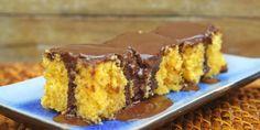 Que tal uma receita prática, simples e fácil de fazer de um bolo de liquidificador?Tem bolo de liquidificador de fubá, de chocolate, de amendoim e outros!